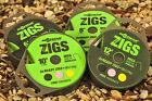 Korda NEW Ready Tied Zig Carp Fishing Rigs 3 Pack *All Lengths & Types*