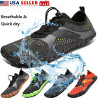 NORTIV8 Mens Water Shoes Quick Dry Barefoot Swim Diving Surf Aqua Sport Beach