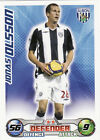 Match Attax Extra 08/09 Tottenham West Brom Cards Pick Your Own From List