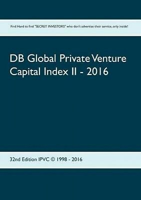 DB Global Private Venture Capital Index II - 2016 by Heinz Duthel