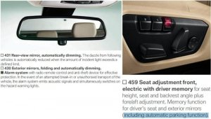 DIY: F30 F31 Power Folding auto dimming & dipping mirrors