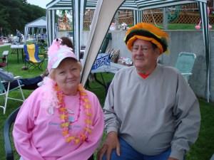 Caseville Cheeseburger Couple