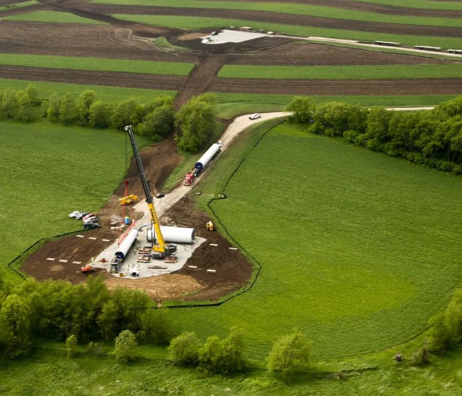 Wind Farm Construction