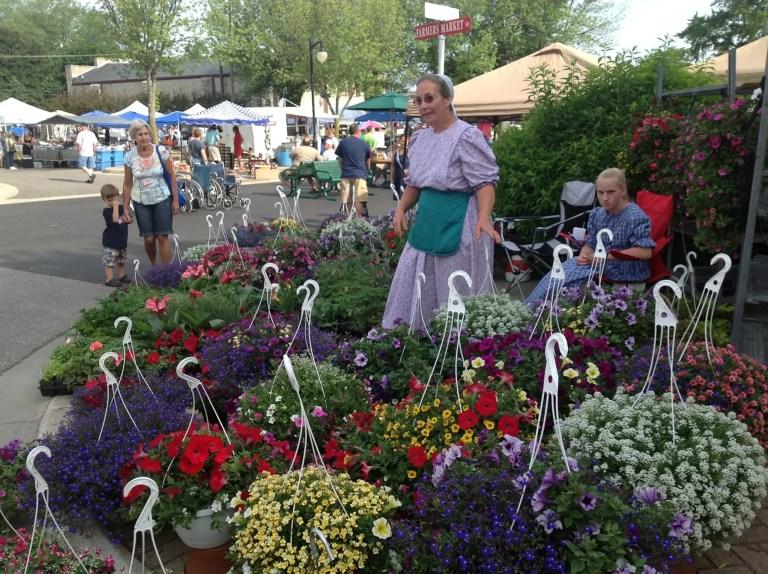 Port Austin Farm Market Flowers