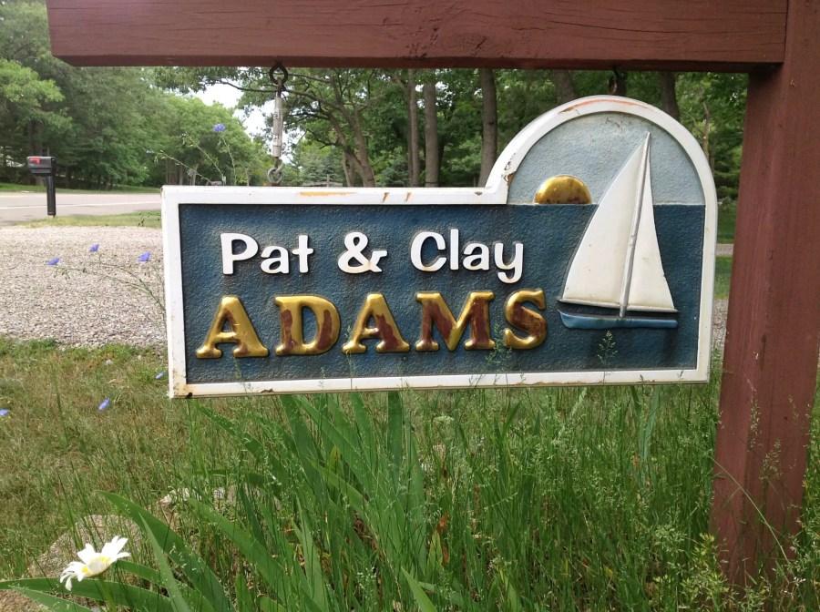 Caseville Cottage Signs Road Art