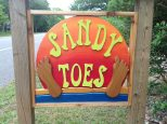 Caseville-Michigan-Cottage-Sign-Sandy-Toes