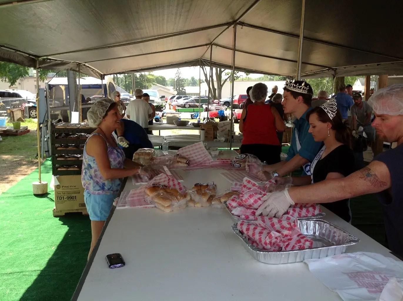 Bay Port Fish Sandwich Festival
