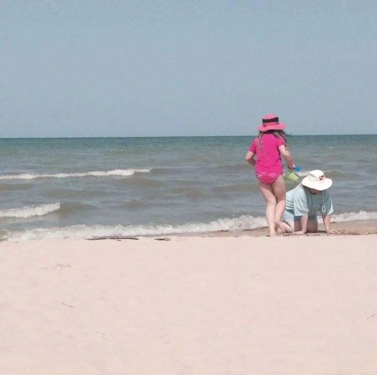 Caseville Beach