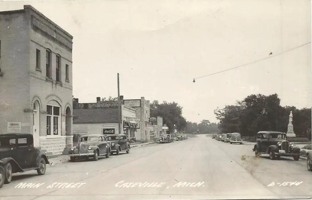 Caseville-Postcard-1931