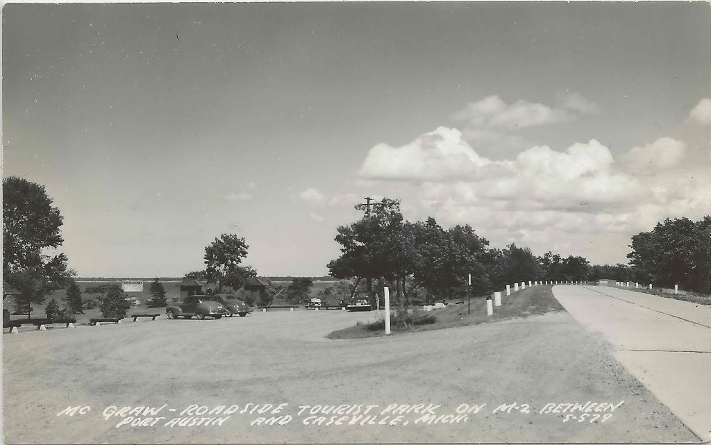 McGraw Roadside Park 1951
