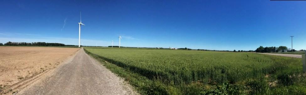 Michigan Wind Farms
