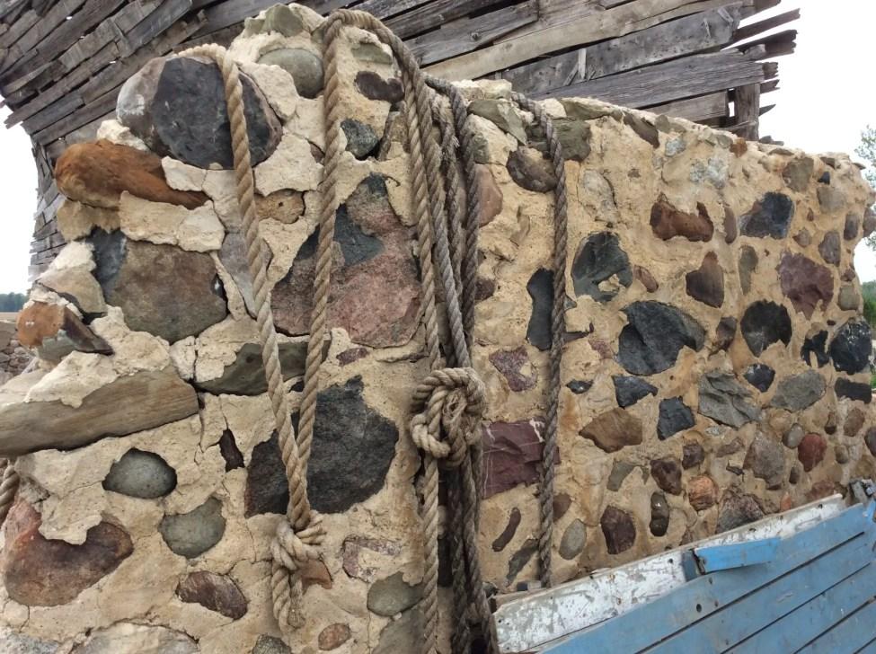 Emergency-Ark-Barn-Art-Rope-Wall