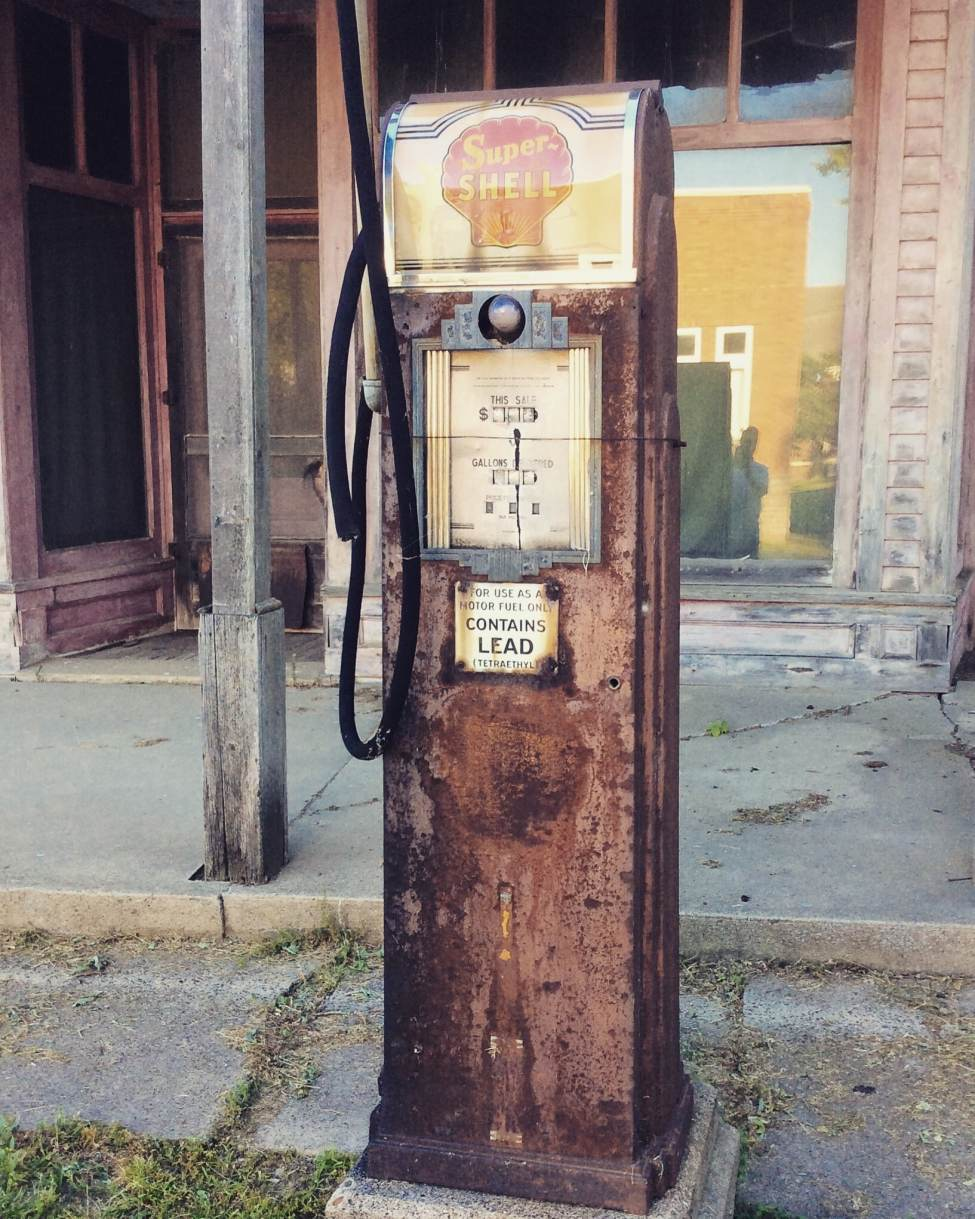 Kilmanagh Gas Pump