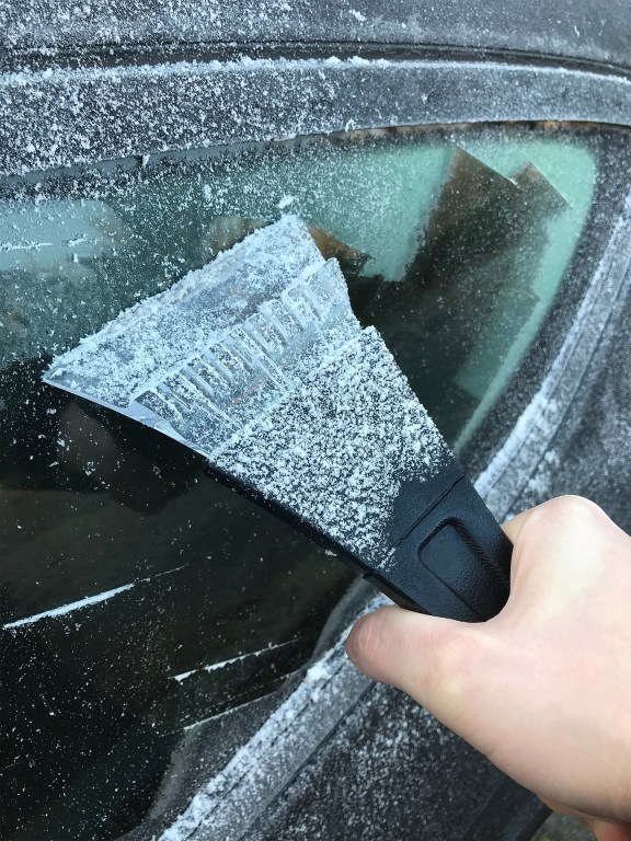 Emergency Car Kit Ice Scraper