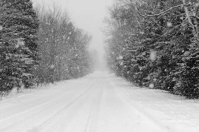 Michigan Snowfall - Prepare for Cold Waether