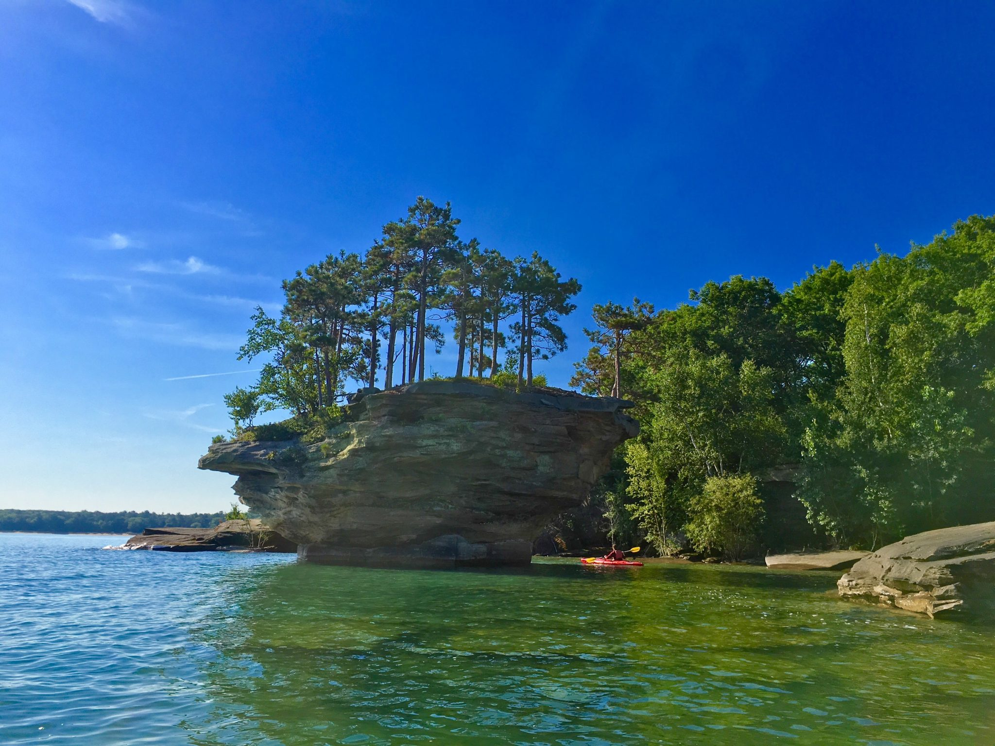Turnip Rock Kayak