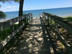 Stairs to Beach at Philp Park