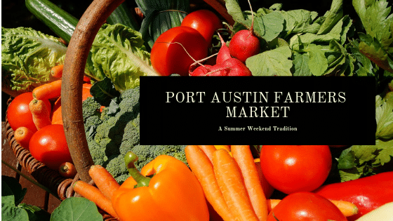 Explore Port Austin Farmers Market