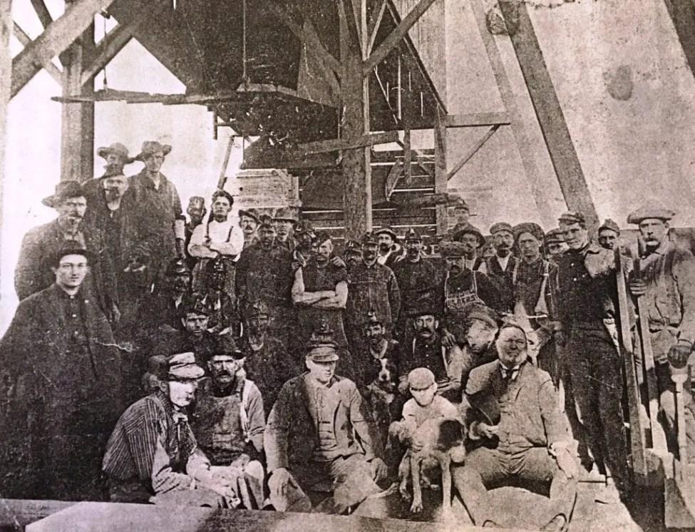 Sebewaing coal mine