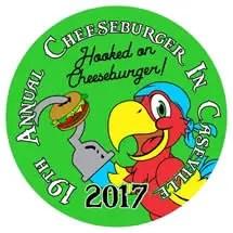 Cheeseburger in Caseville 2017