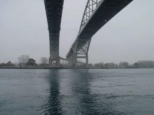 Bluewater Bridge Port Huron