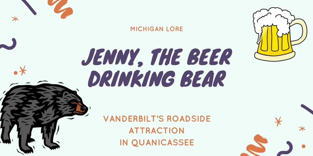 Beer Drinking Bear