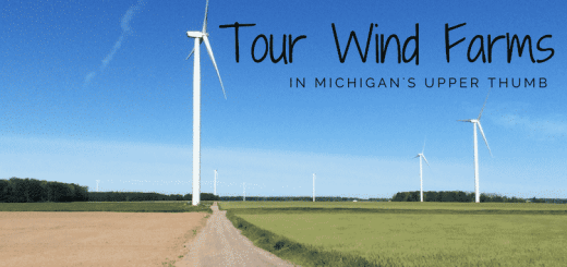 Tour a Michigan Windfarm