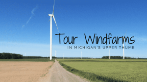 Tour a Windfarm