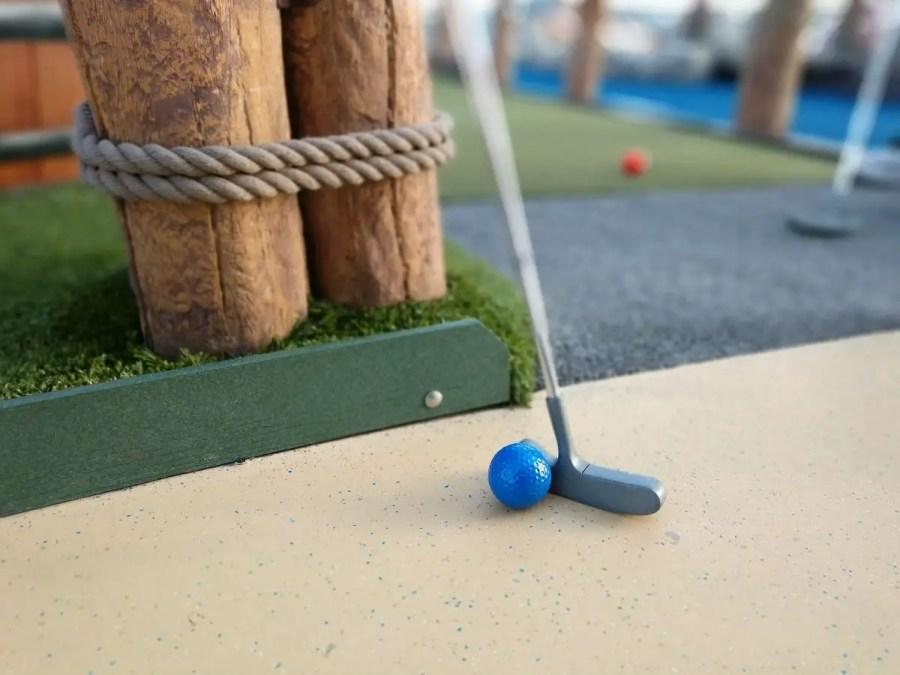 Miniature Golf - Caseville Mi