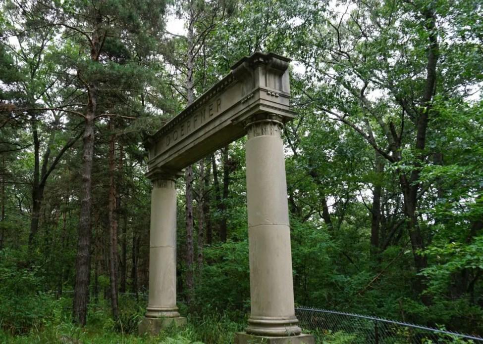 Haunted Michigan - Ora Labora Cemetery