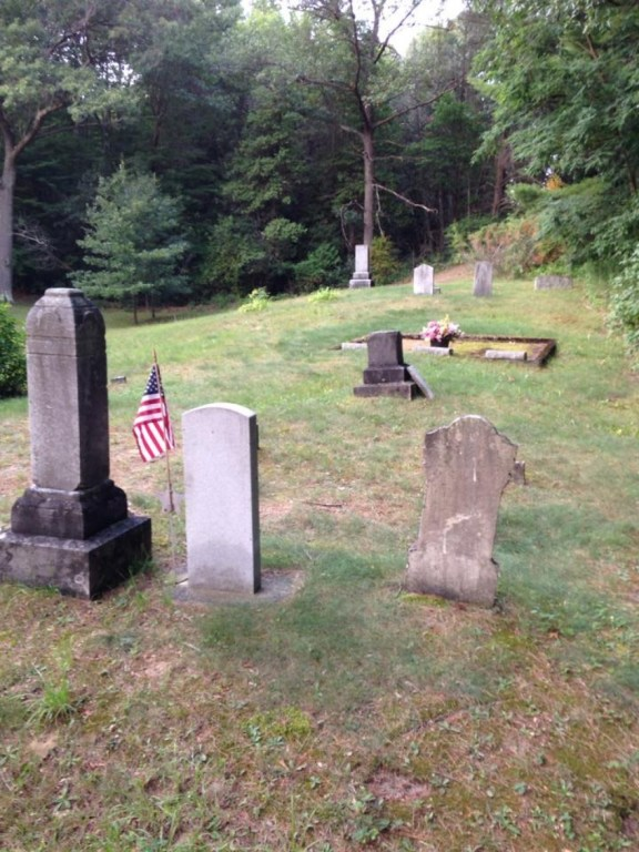 Haunted Michigan - Port Crescent Cemetery