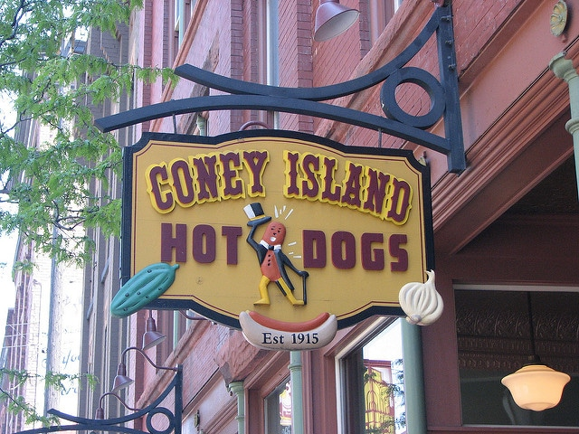 Oldest Coney Island in Michigan