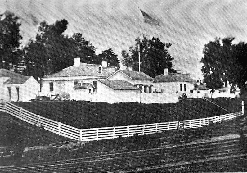 Fort Gratiot Circa 1870