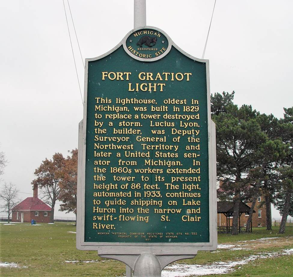 Ft-Gratiot-Lighthouse-Marker