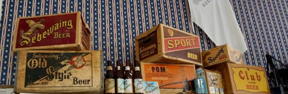 Sebewaing Beer - Michigan Beer Companies