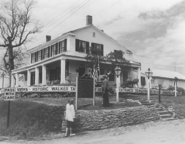 Walker Tavern in the Irish Hills