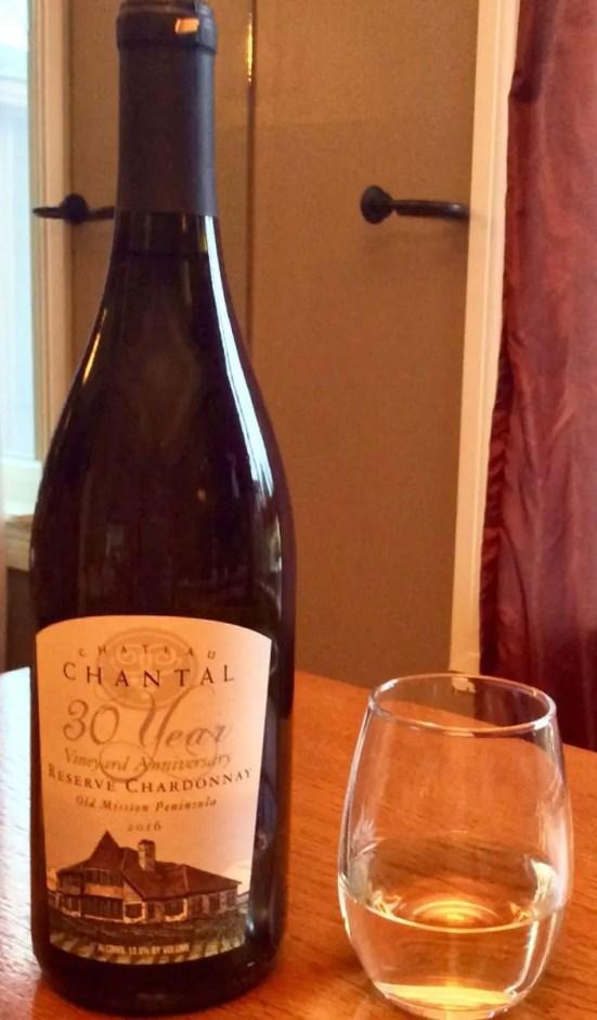 Michigan Wines - Château Chardonnay