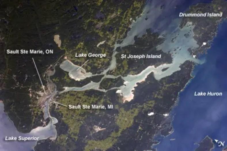 Great Lakes Island Drummond