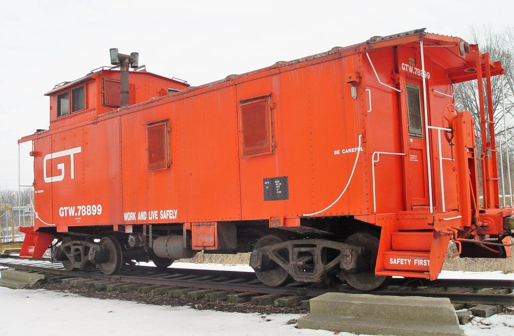 GTW Caboose