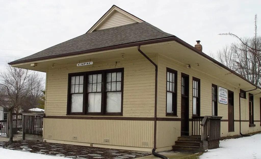 Capac Depot - East