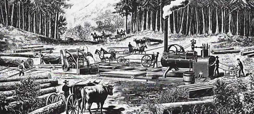 Steam Mill Ora Labora