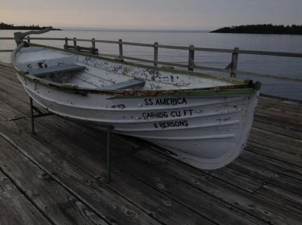 America Life Boat