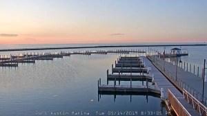 Web Cam Port Austin Harbor