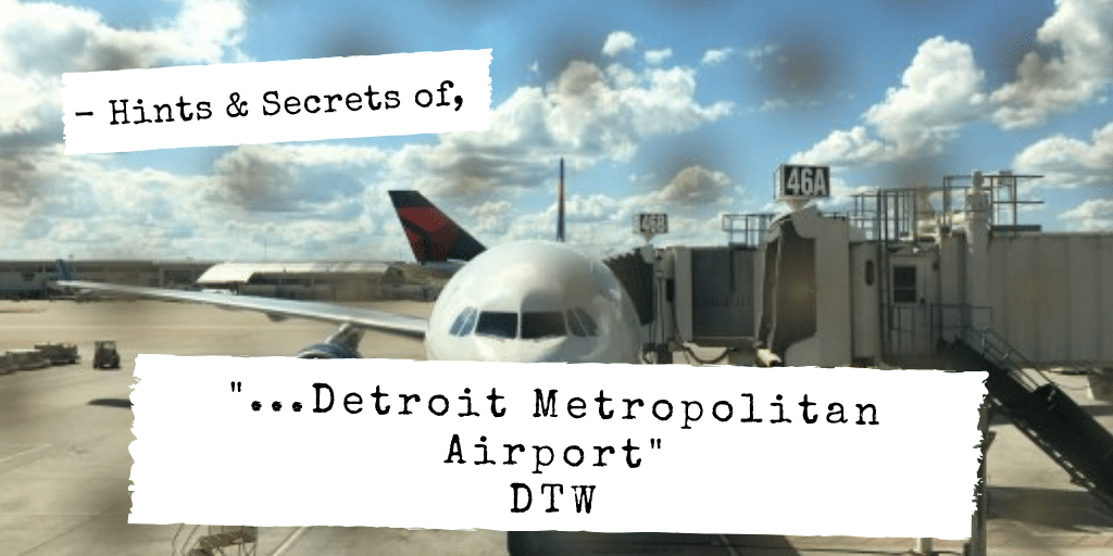 Things to do at DTW