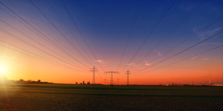 Electric Power Poles