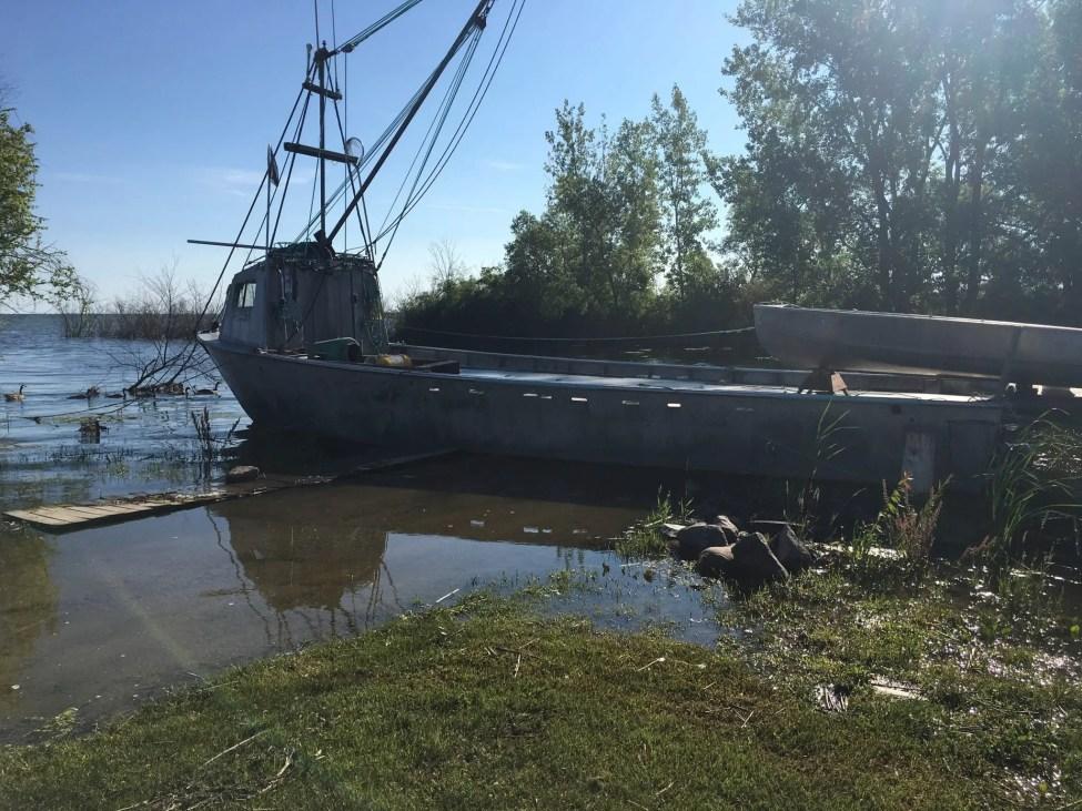 Lake Huron-Michigan Water Level