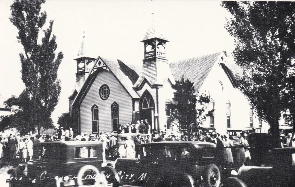 Huron City Methodist Church