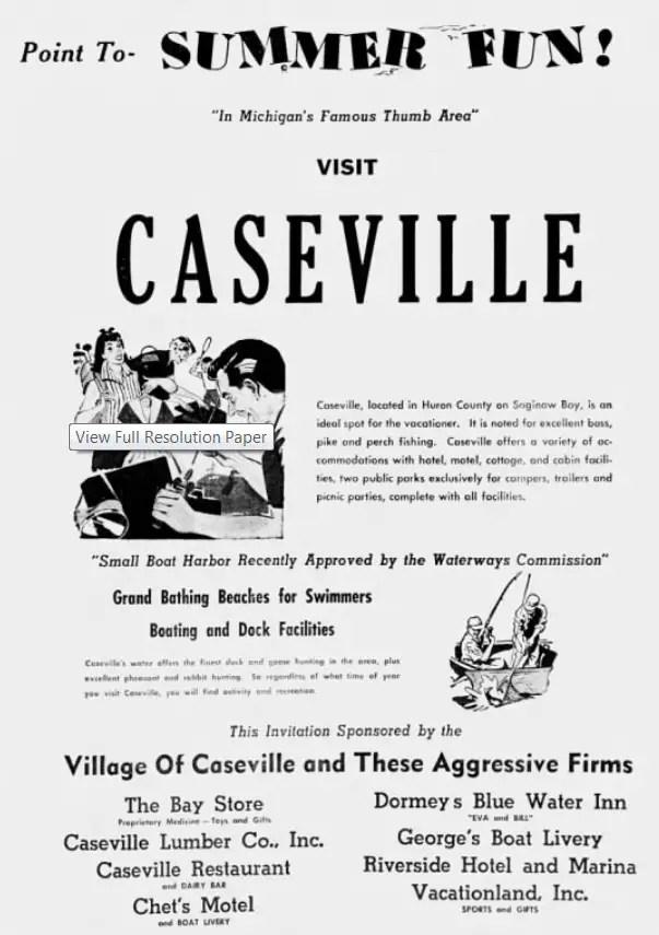 Caseville-Promo-1960