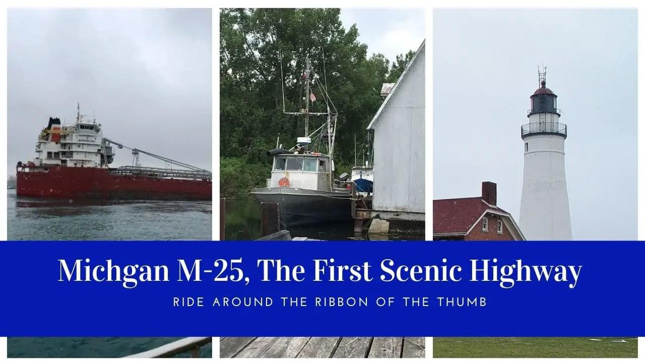 Michigan M-25