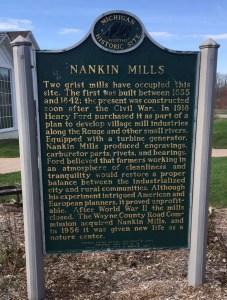 Nankin Mills Historic Site